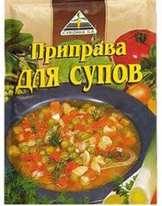 Gia vị Nấu súp