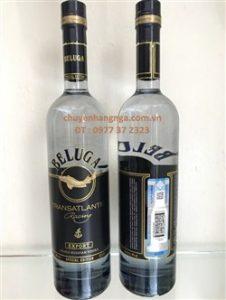 Rượu Beluga Transatlantic 700ml