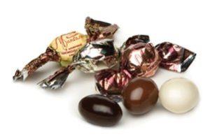 Kẹo chocolate hạnh nhân grand dian