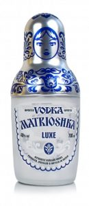 vodka Matrioshka