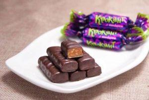 kẹo socola hạnh nhân nghiền kpokaht