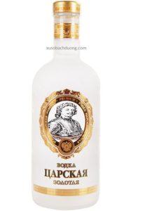 Rượu Vodka Sa Hoàng Vàng 1 lít