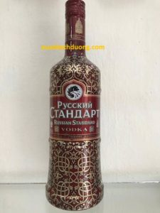 Vodka Standard Special Original Edition 700ml