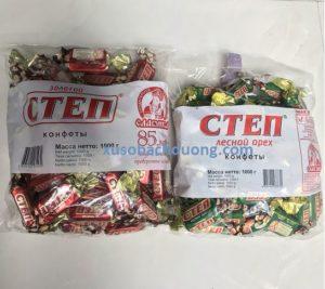 Kẹo Socola Ctep của Nga