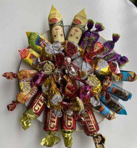 kẹo socola tổng hợp nga