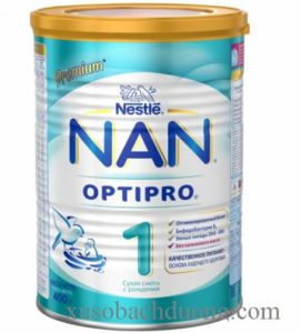 Sữa Nan Nga Số 1 ( 400g )
