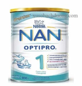 Sữa Nan Nga Số 1 ( 800g )