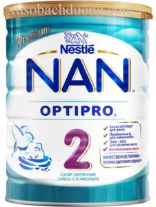 Sữa Nan Nga Số 2 ( 800g )