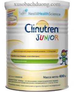 Sữa Clinuten Junior
