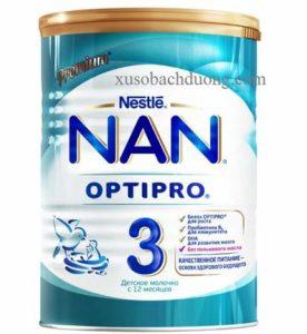 Sữa Nan Nga Số 3 400g