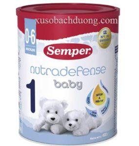 Sữa Semper Bifidus số 1 ( 400g )