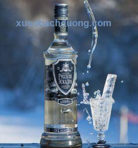 Rượu vodka thủy lôi Phi Đội Nga