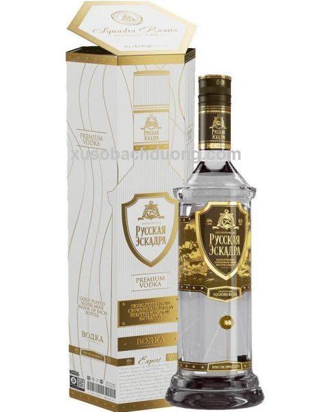 Rượu Vodka Thủy Lôi Vàng
