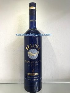 Rượu Vodka Beluga Transatlantic Navy Blue