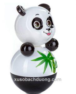 lật đật gấu trúc Panda