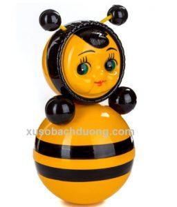 lật đật nga hình ong vàng