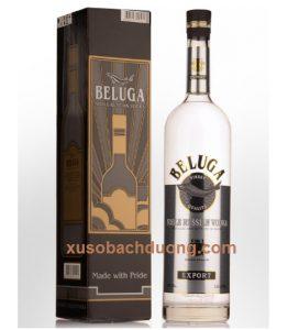 Rượu Vodka Beluga 3 Lít