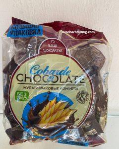Bánh ngũ cốc yến mạch socola đen