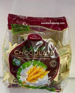 Bánh Socola trắng ngũ cốc yến mạch