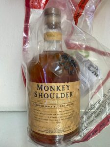 Rượu Monkey Shoulder Batch 27 1 Lit
