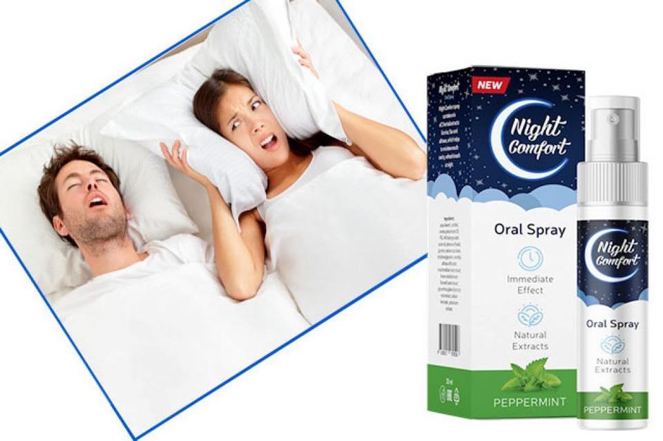 xịt chống ngáy ngủ