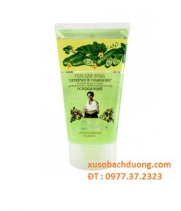 Sữa Rửa Mặt Bà Già Agafi Chiết Xuất Từ Chanh Leo Dành cho da thường và khô