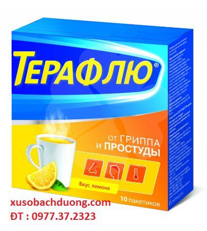 thuốc trị cảm cúm Theraflu nga