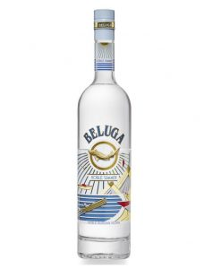 Rượu Vodka Beluga cá vàng Summer 2020