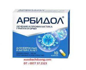 Kháng Virus Arbidol của Nga